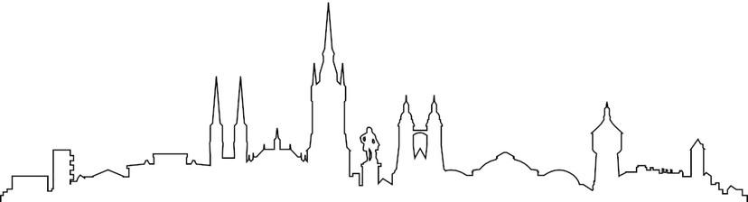 halle-skyline